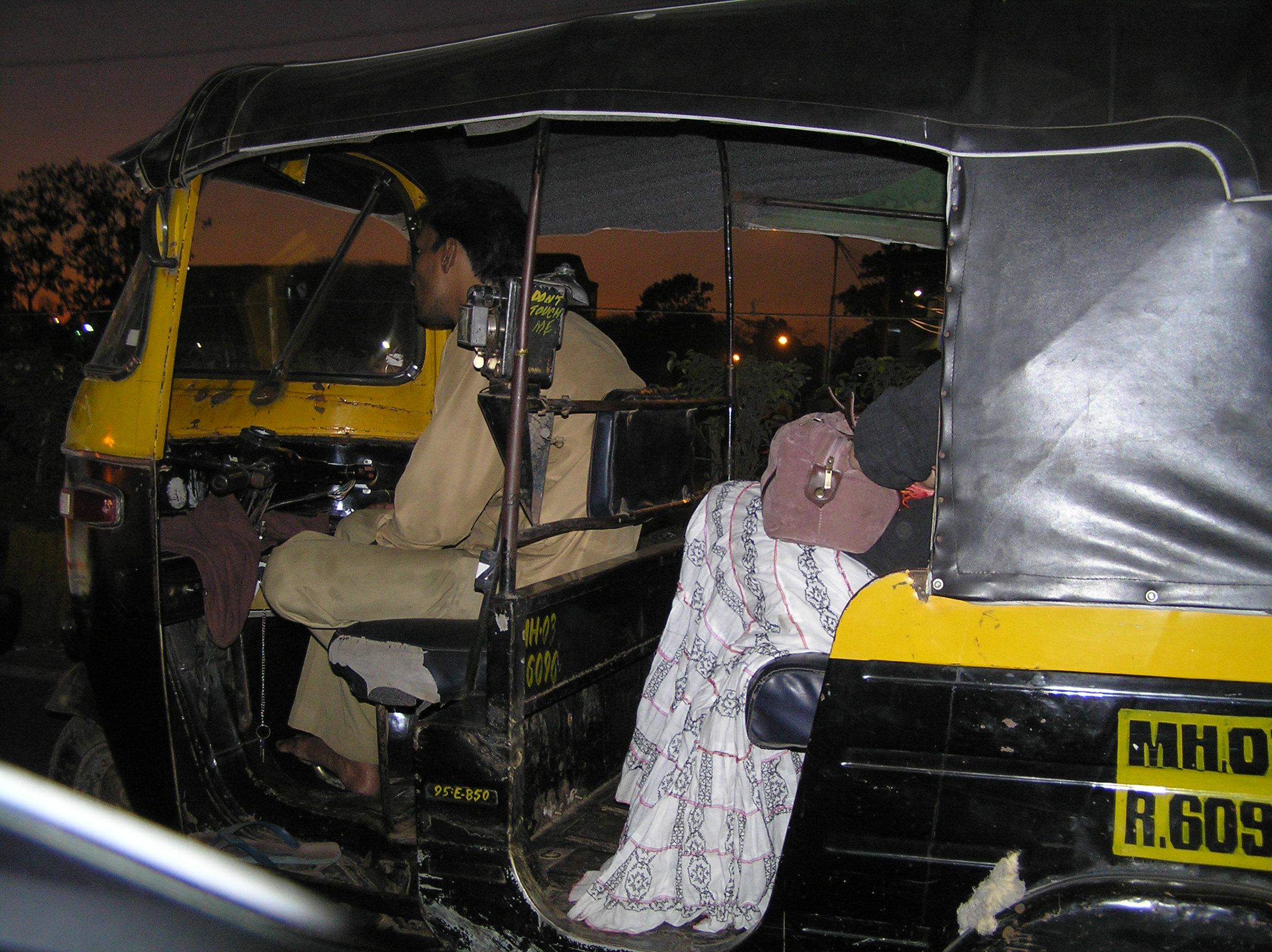 Mumbay: la citta' delle sette isole