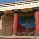 Creta. Il Palazzo di Cnosso. La civiltà minoica